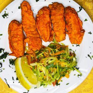fish pakora zaika