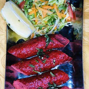 sheekh kebab zaika