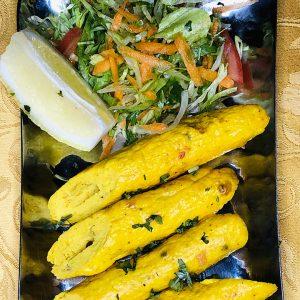 reshmi kebab zaika