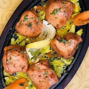 chicken tikka zaika