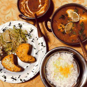 menu bengal zaika