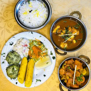 menu delhi zaika